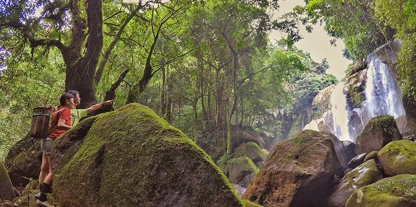 Bengoh eco retreat tour