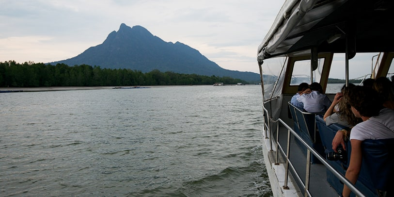 Santubong WIldlife cruise tour