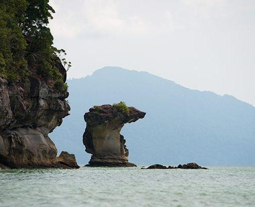 bako national park tour