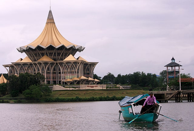 Kuching City / Historical