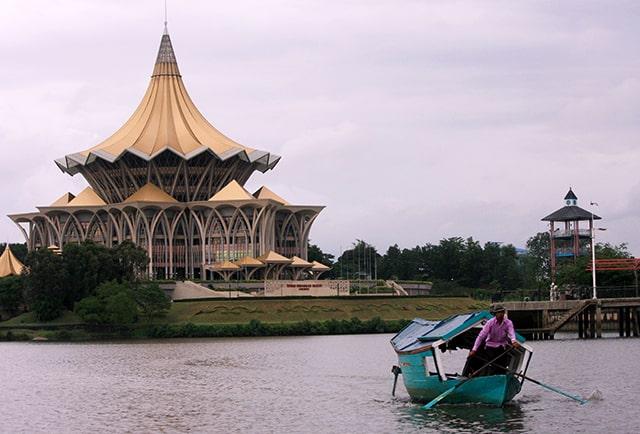 Kuching City / Historical