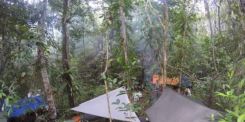 sarawak jungle escape tour