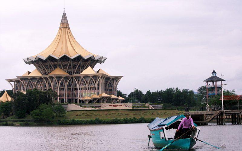 sarawak river cruise banner