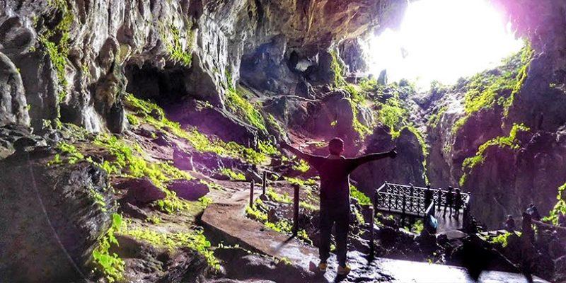Bau Fairy Cave & Wind Cave