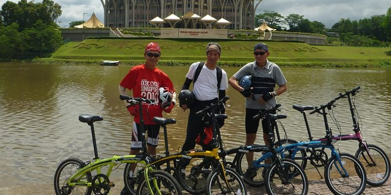 Kuching Bicycle Tour