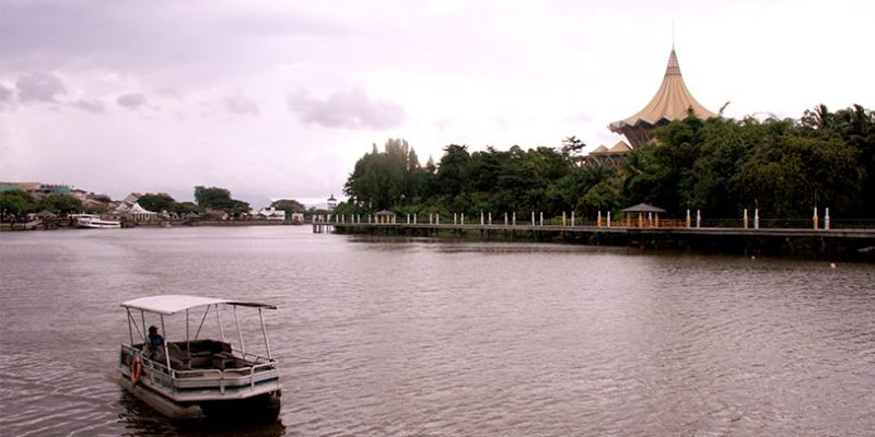 Kuching City & River Tour