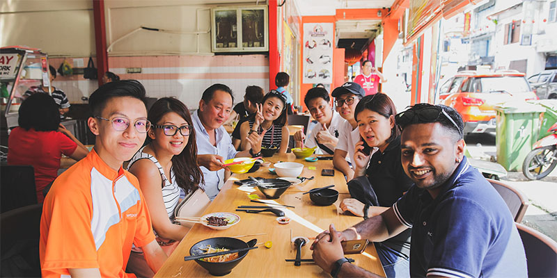 Kuching Gastronomic Trail