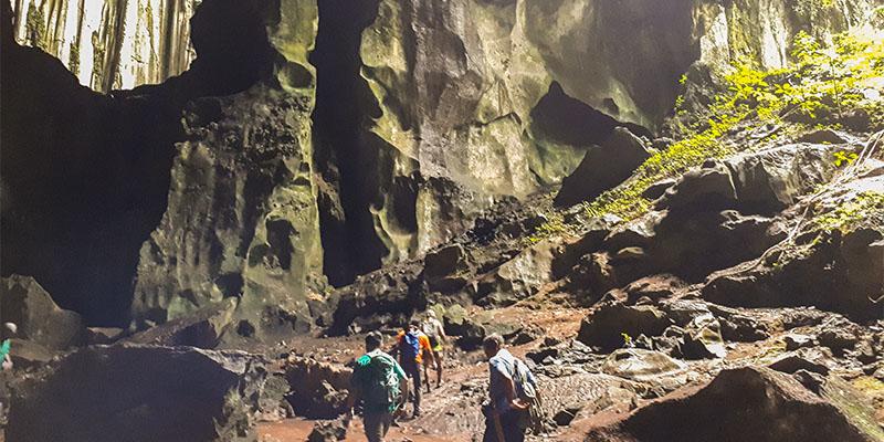 Silabur Cave